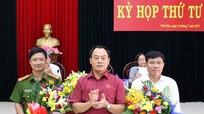 Thị xã Thái Hòa bầu bổ sung chức danh Ủy viên UBND Thị xã