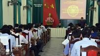Đảng ủy khối CCQ tỉnh: Kiểm tra dấu hiệu vi phạm của 3 đảng viên và 1 tổ chức đảng