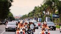 10 tập thể và cá nhân lực lượng cảnh sát nhân dân được UBND tỉnh tặng Bằng khen