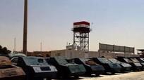 Iraq trưng bày hàng chục xe đánh bom tự sát của IS