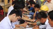 Hơn 1.200 người tham gia ngày hội hiến máu tình nguyện ở Quỳnh Lưu