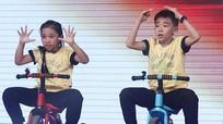 Cặp dancer nhí xứ Nghệ khiến giám khảo Cẩm Ly thấy 'sợ'