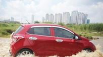 Cách xử lý khi xe ôtô bị ngập nước
