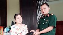 Thượng úy quân đội lên Facebook tìm người để trả lại tài sản