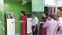Bệnh viện Đa khoa TP. Vinh tiên phong triển khai ứng dụng 'Phần mềm thông minh'