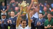 Federer đánh bại Cilic ở chung kết Wimbledon 2017