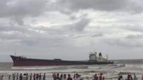 Vụ tàu chìm ở Nghệ An: Cứu sống 7 người, phát hiện 3 thi thể, còn 3 người mất tích