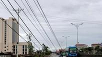 Mất điện lưới gần khắp toàn tỉnh, thời gian khắc phục sẽ kéo dài