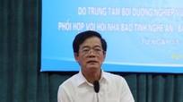 Hội Nhà báo Việt Nam mở khóa bồi dưỡng kỹ năng viết về xây dựng Đảng