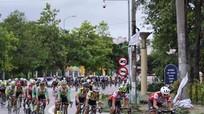 Giải đua xe đạp 'Về Trường Sơn-2017': Bứt tốc ở chặng cuối
