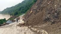Nghệ An: Cảnh báo lũ quét, sạt lở đất, ngập úng cục bộ