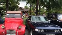 Dàn xe cổ độc đáo hội tụ tại Sài Gòn