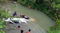 Cán bộ Sở Giao thông vận tải Nghệ An tử nạn khi kiểm tra hạ tầng giao thông sau bão