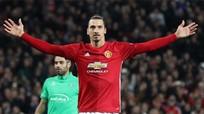 Ibrahimovic lộ dấu hiệu sắp ký hợp đồng mới với Man Utd