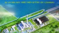 Cử tri đề nghị cung cấp thông tin về tiến độ xây dựng Nhà máy Nhiệt điện Quỳnh Lập 1
