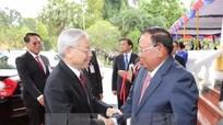 Điện mừng nhân kỷ niệm 55 năm ngày lập quan hệ ngoại giao Việt Nam-Lào