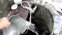 Cách làm sạch nước bị ô nhiễm sau bão
