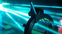 Nóng: Mỹ tiến hành cuộc thử nghiệm vũ khí Laser ở vùng vịnh Ba Tư