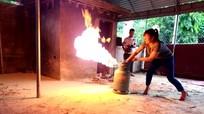 Kỳ Sơn: Gần 60 y bác sỹ học cách cứu hỏa