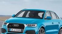 Triệu hồi 2.600 xe sang Audi Q3 dính lỗi đèn phanh