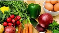 Cách chuẩn bị và dự trữ thực phẩm trong mùa mưa bão