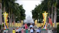 Xây dựng Nghĩa trang liệt sỹ Việt - Lào thành điểm du lịch tâm linh