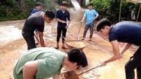 Tương Dương: Bão số 2 gây thiệt hại hàng tỷ đồng