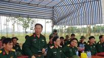 Quân khu 4 kiểm tra công tác chuẩn bị diễn tập khu vực phòng thủ tỉnh Nghệ An