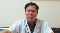 Giám đốc bệnh viện Hòa Bình từ chức sau vụ tai biến 18 người chạy thận