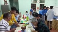 Con Cuông: Trao 120 bát cháo tình thương cho bệnh nhân nghèo