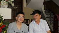 Từ cậu bé học chuyên Toán trở thành chủ nhân tấm HCB Hóa học quốc tế