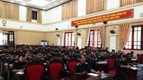 Bộ CHQS tỉnh Nghệ An: Tập huấn bồi dưỡng kiến thức an toàn thông tin mạng