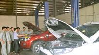 Nơi hiện thực hóa ước mơ trở thành 'ông chủ' xưởng sửa chữa ô tô tư nhân ở Nghệ An