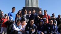 Học sinh Trường Phan Bội Châu đạt Huy chương vàng Toán học Quốc tế