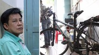 Bắt kẻ trộm xe đạp của nữ du khách đi xuyên Việt