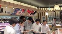Cá tra Việt Nam đạt tiêu chuẩn hàng đầu trong hệ thống siêu thị Nhật