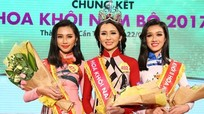 Cô gái An Giang đoạt danh hiệu Hoa khôi Nam Bộ 2017