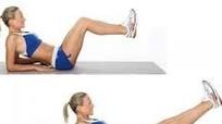10 bài tập cho vòng eo thon không cần đến gym