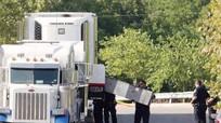 9 người chết trong xe tải buôn người