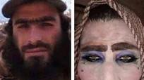 Phiến quân IS giả gái bị tóm sống vì... quên cạo râu