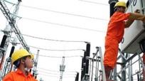 Khung giá bán buôn điện của EVN năm 2017