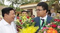 Trường THPT Chuyên Phan Bội Châu: Phá kỷ lục học sinh giỏi quốc tế trong hệ thống trường chuyên cả nước