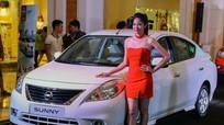 Nissan Sunny nâng cấp giá 518 triệu cho khách Việt