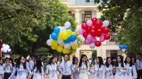 Năm học 2017 - 2018: Học sinh Nghệ An bắt đầu tựu trường từ ngày 23/8