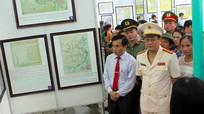Khai mạc triển lãm 'Hoàng Sa, Trường Sa là của Việt Nam' tại Nghệ An