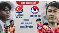 K-League All-Stars - 'món kim chi' đắt tiền