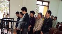 7 thanh niên đánh người chấn thương sọ não lĩnh 234 tháng tù