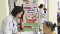 Bệnh viện Đa khoa Thành phố Vinh: Hành trình về nguồn tháng 7 tri ân