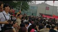 Biểu tình lớn ở Bắc Kinh, 67 người bị bắt