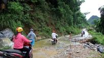 Mưa bão cuốn trôi 16,5 tỷ đồng ở Quế Phong